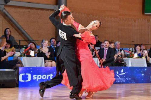 Mistři standardních a latinskoamerických tanců míří do Brna. Soutěžit budou i týmy z partnerských měst