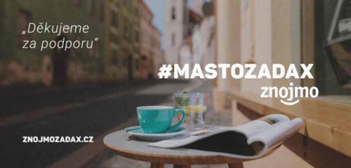 Znojmo sází na podporu turismu. Podnikatele zapojí kampaní #mastozadax