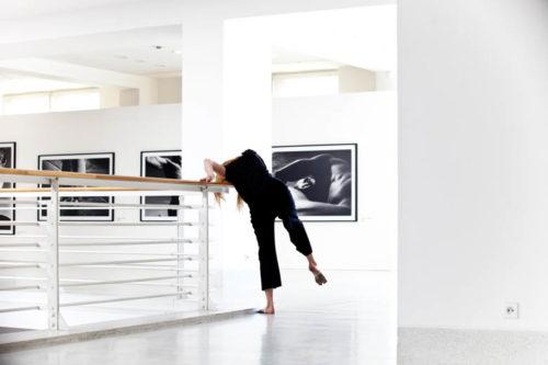Work in progress nastupující generace choreografů sdiskusí