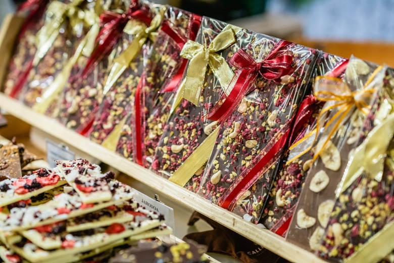 Čokoládový festival Slavkov 2020