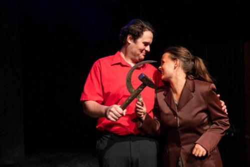 Inscenací Hády – Pokusy o minulost zahájí na DF JAMU divadelní sezonu