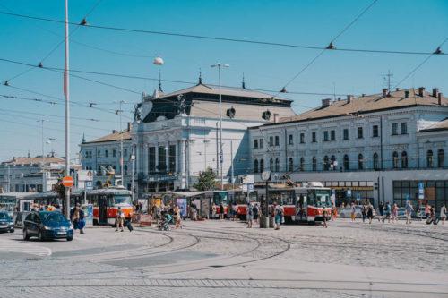 Brno chystá nejmodernější hlavní nádraží vEvropě, jeho podobu přinese mezinárodní soutěž