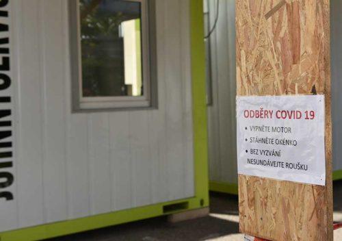 V Nemocnici Milosrdných bratří vznikne odběrové místo pro testování na koronavirus