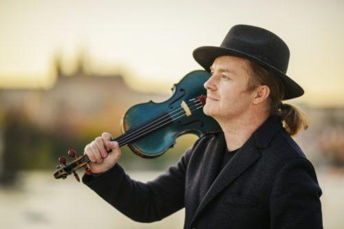 Kultura je na konci zájmu vlády, tvrdí houslista Pavel Šporcl. Aneb po nás potopa…