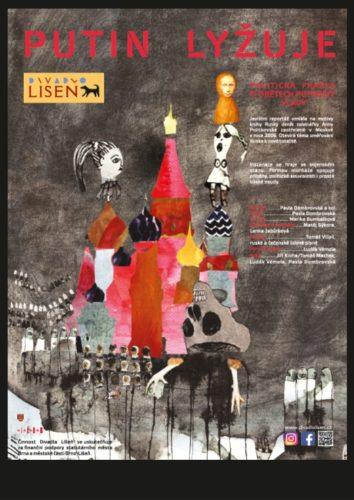 Experimentující Divadlo Líšeň zve začátkem podzimu Pražany na dvojici politicky angažovaných her